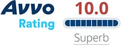 Avvo Rating 10.0 Super